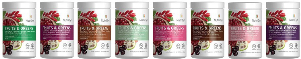 NutriDyn Products